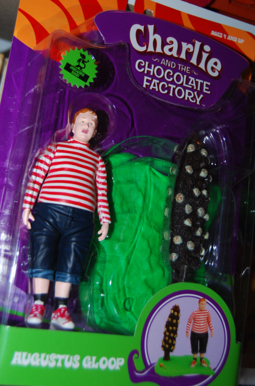Charlie & the chocolate factory toy 7