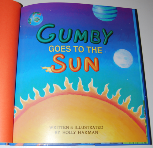 Gumby goes to the sun book 2