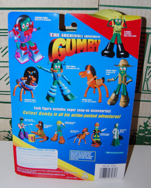 Gi gumby 2
