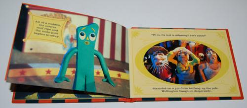Gumby's circus holly harman 7