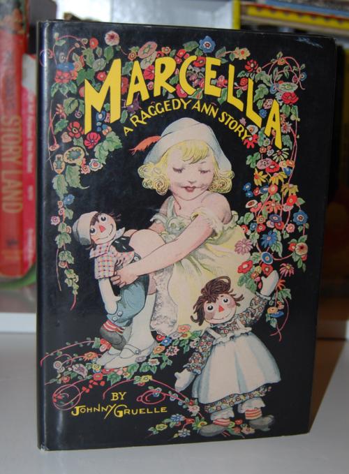 Marcella a raggedy ann story