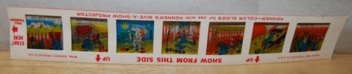 Kenner give a show projector bozo slide