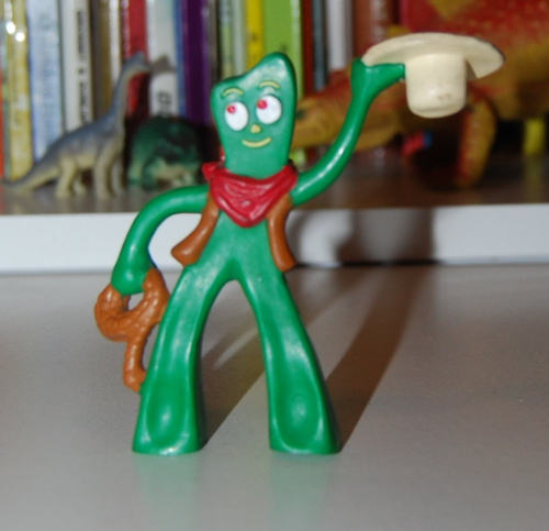 Gumby figure 2