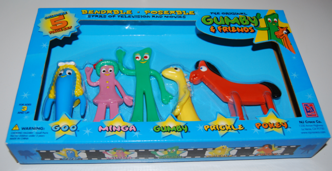 gumby & friends