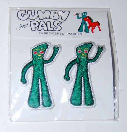 Gumby patches
