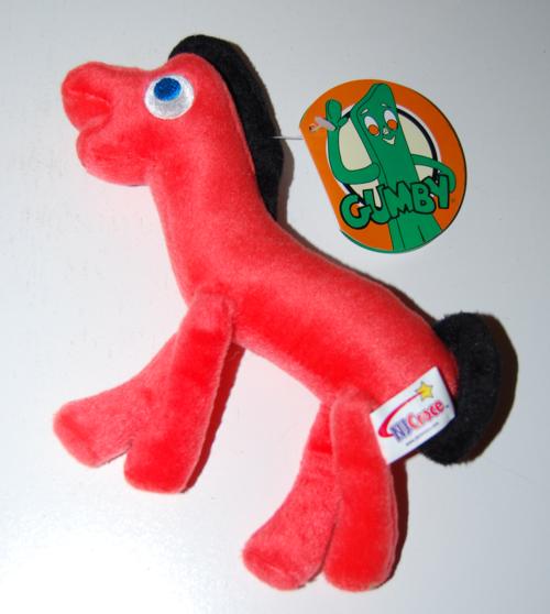 Pokey plush toy