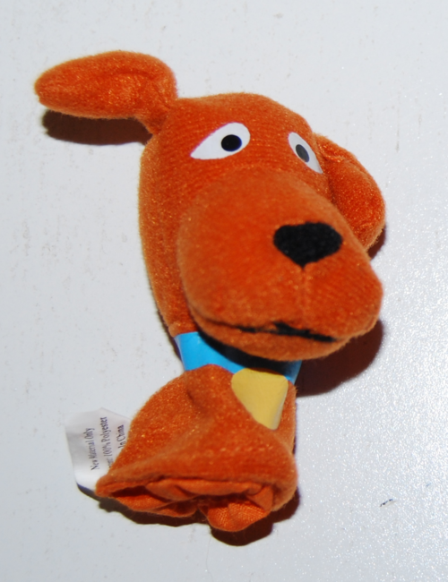 Davey & goliath finger puppets 1