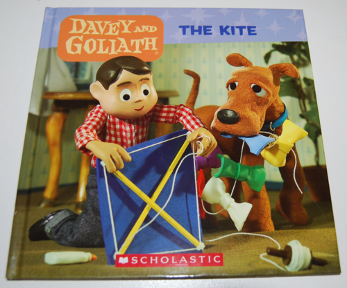 Davey & goliath books 1