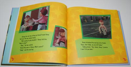 Davey & goliath books 4
