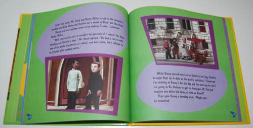 Davey & goliath books 16