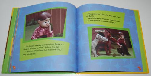 Davey & goliath books 20