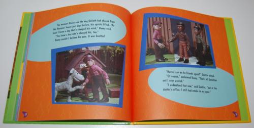 Davey & goliath books 21