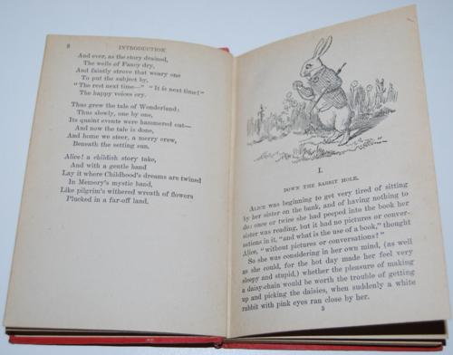 Alice's adventures in wonderland ny book co 1911 5