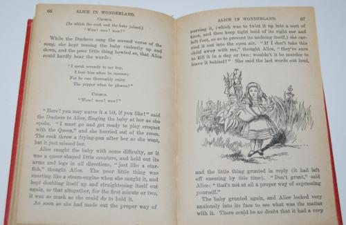 Alice's adventures in wonderland ny book co 1911 7