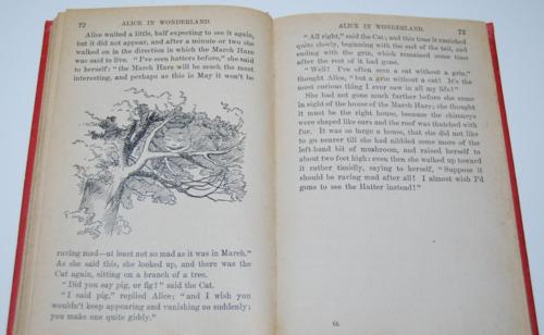 Alice's adventures in wonderland ny book co 1911 8