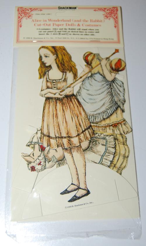 Alice paperdolls 3