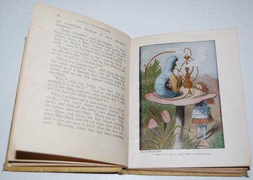 Alice's adventures in wonderland 1897 2