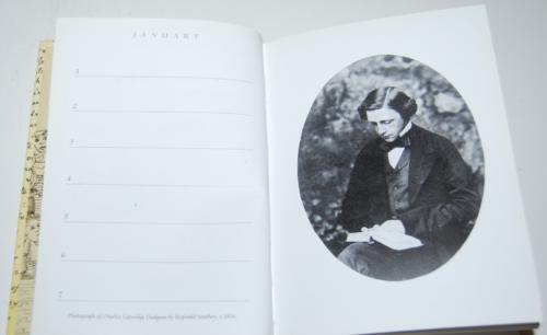 Alice's adventures underground book of days 4