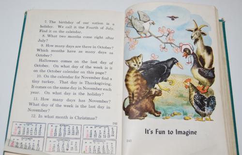 Once upon a storytime vintage reader 13