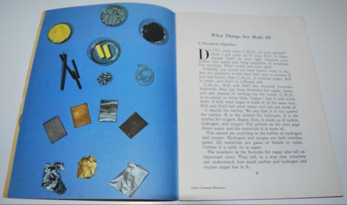 Vintage school science book 2