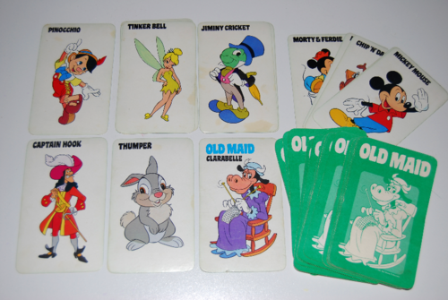 Disney oldmaid