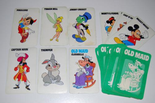 Disney oldmaid