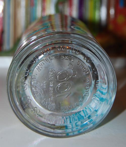 Mcdonalds disneyland glass 4