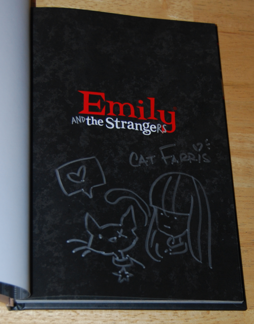 Emily & the strangers book 2 1