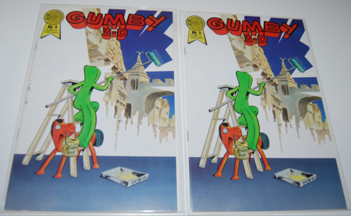 Gumby 3d comic blackthorne 3