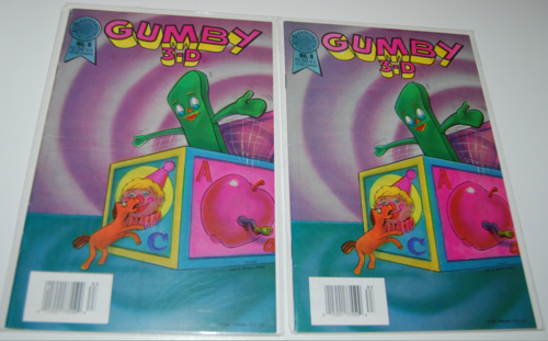 Gumby 3d comic blackthorn 6