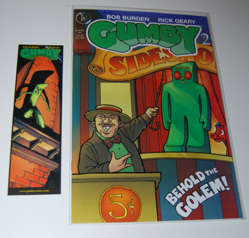 Gumby comic 2