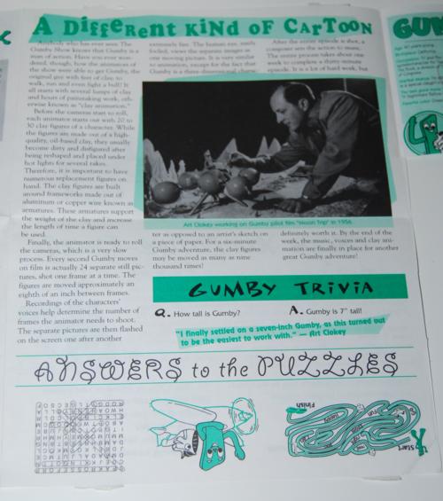 Gumbygram newsletter 3