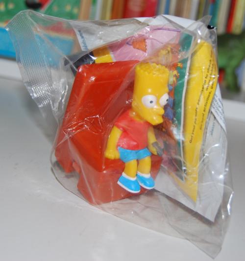 Simpsons bk prize