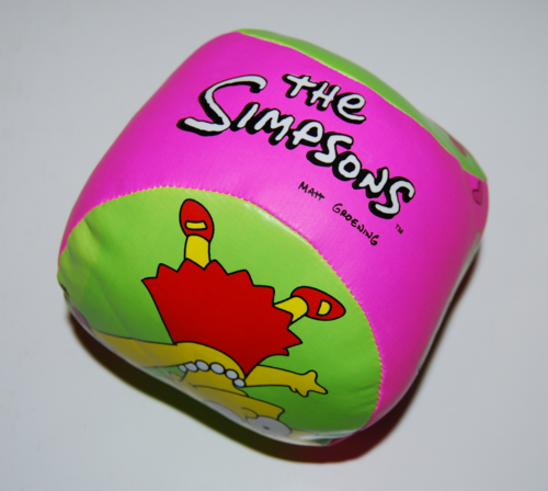 The simpsons ball