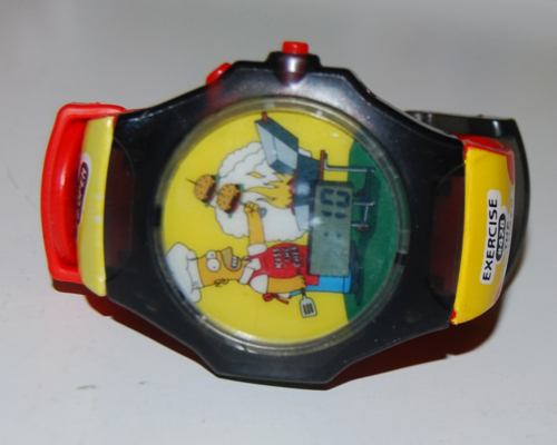 Simpsons watch