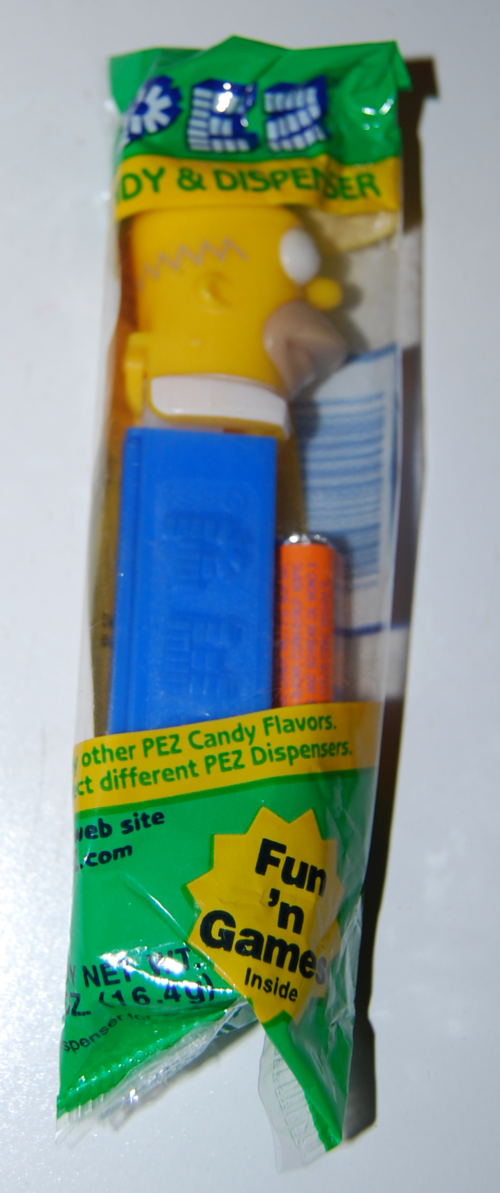 Simpsons pez dispensers (2)