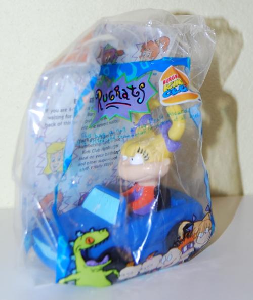 Rugrats toys bk 1998 9
