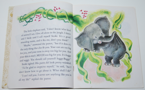 The saggy baggy elephant 4
