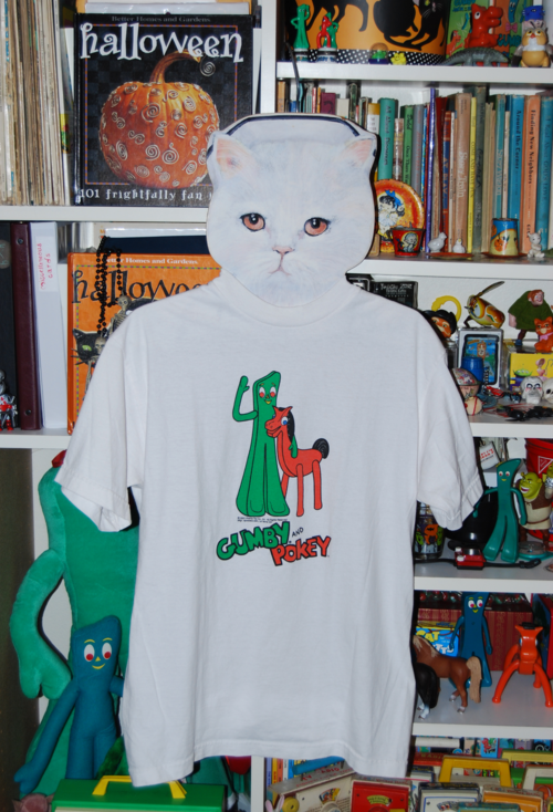 Gumby t shirt 3