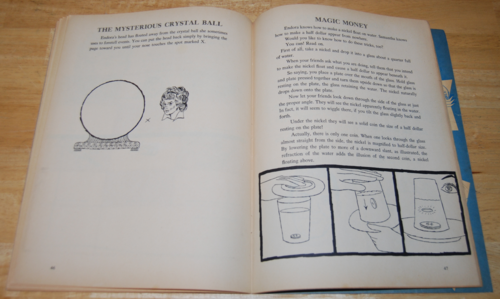 Bewitched vintage activity book 10