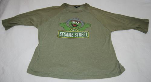 T shirts sesame street 1