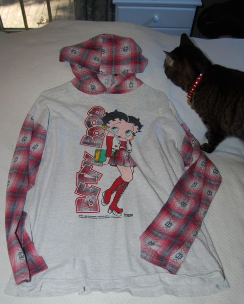 T shirts betty boop