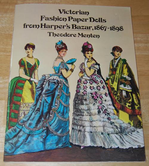 Victorian paperdolls