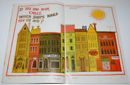 Jack & jill magazine june 1964 1