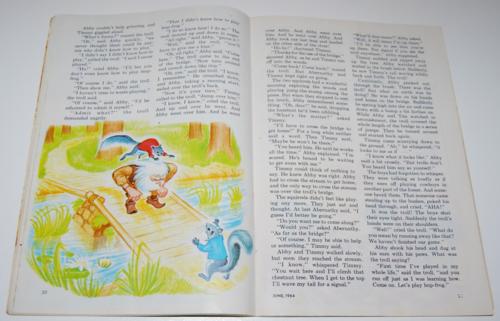 Jack & jill magazine june 1964 5