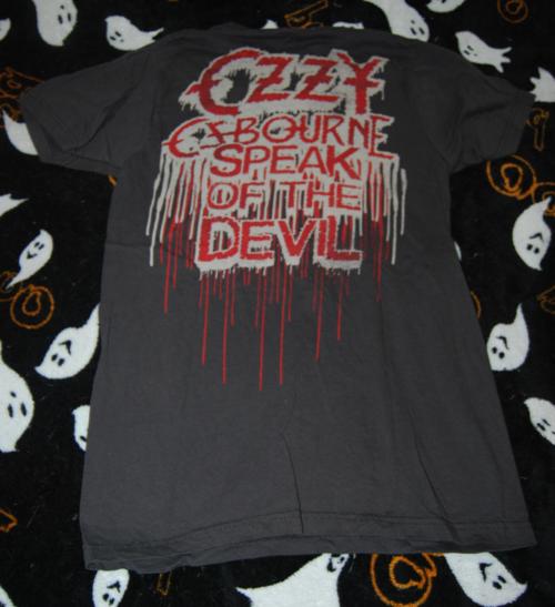 T shirts ozzy x