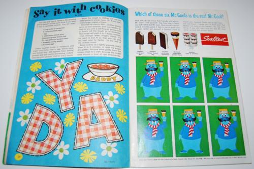 Jack & jill magazine june 1966 3
