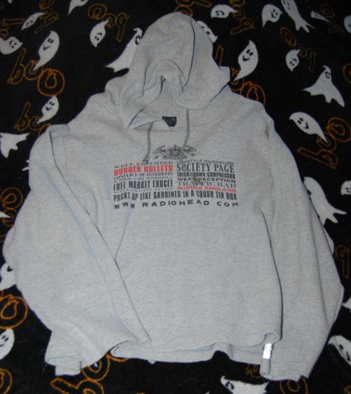 T shirts radiohead 10