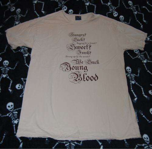 T shirts radiohead 6