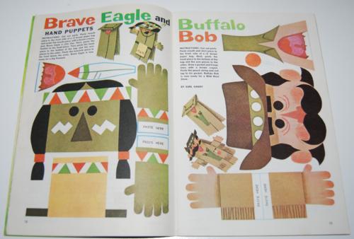 Jack & jill magazine june 1965 1